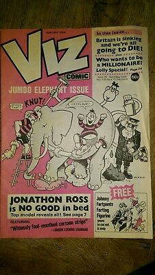 Viz Comic No 29 ORIGINAL & GENUINE Adults only (over 18)