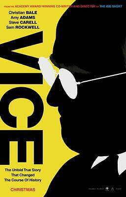 """""""Vice"""" Dvd Free Shipping Factory Sealed Ships With Tracking"""