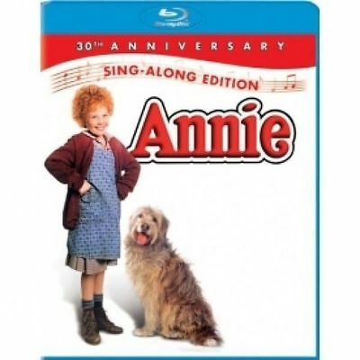 Annie (Blu-Ray + UV Copy  2012) 30th Anniversary Edition ( Brand New & Sealed )