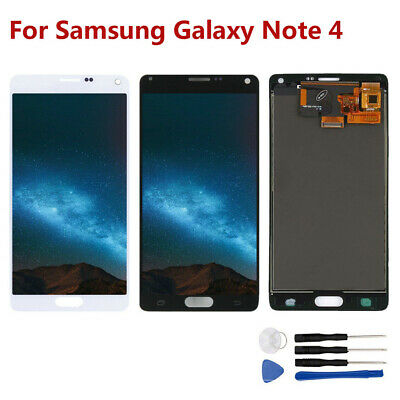 OEM LCD Display Touchscreen Bildschirm Für Samsung Galaxy Note 4 N910 N910A ARDE
