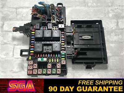 2003-2006 ford expedition navigator interior fuse box relay 4l1t-14a067-ac
