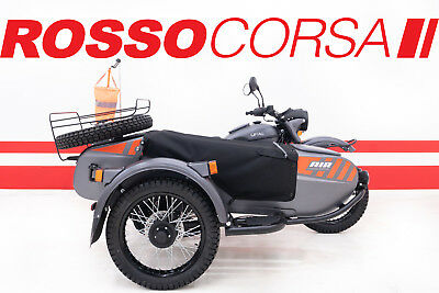 2018 Ural Limited Edition Air (2WD)  2018 Ural Limited Edition Air (2WD) 40 UNITS WORLDWIDE / HIGHLY COLLECTIBLE