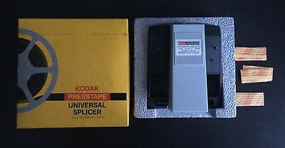 Kodak presstape universal splicer – Coller Films super 8 & 8mm