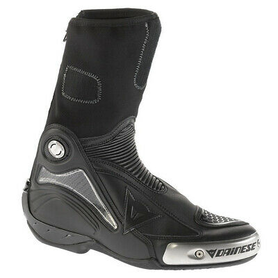 CHEAP Dainese R Axial Pro In Boots Black / Black - 42 EX DISPLAY