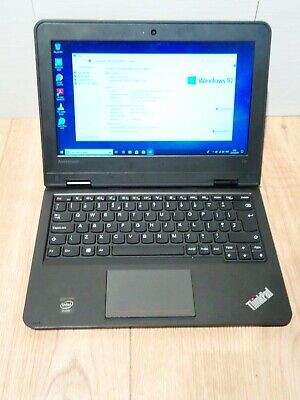 "Lenovo Thinkpad 11E 11.6"" Screen. Celeron 1.83Ghz, 4GB Ram, SSD Hard Drive"