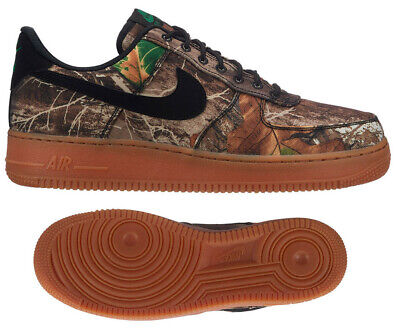 New NIKE Air Force 1 Low LV8 Camo Realtree Shoes Mens all sizes