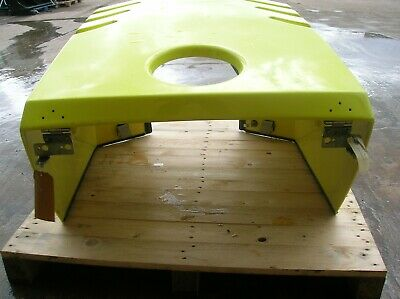Ammann AV26-2 Tandem Roller Refurbished Engine Bonnet