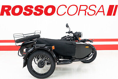 2018 Ural Gear Up (2WD)  2018 Ural Gear Up (2WD) - CUSTOM GLOSS BLACK / OFF-ROAD PACKAGE / UPGRADES