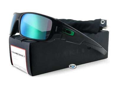 0dc0263ca8692 OAKLEY BLACK INK ICE iridium CRANKSHAFT OO9239-026 60 sunglasses ...