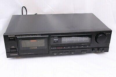 *New Replacement BELT* Denon DRM-700 Single Stereo Cassette Deck Tape Player