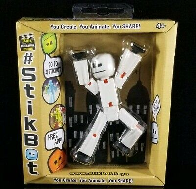 Toy Shed Stikbot DLX Toy Figure Zing Global Limited TST615