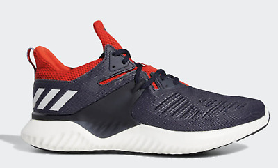 adidas ALPHABOUNCE BEYOND SHOES BD7097 Legend Ink / Cloud White / Active Red a1