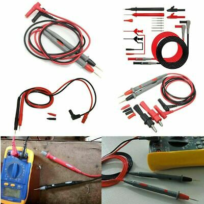 HOT Universal Digital Multimeter Multi Meter Test Lead Probe Wire Pen Cable GRS