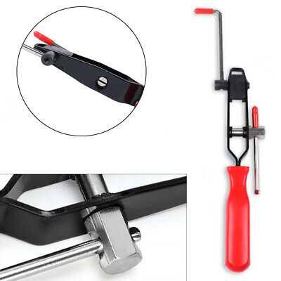 Automotive Car CV Joint Boot Clamp Banding Crimper Tool With Cutter Plier Latest