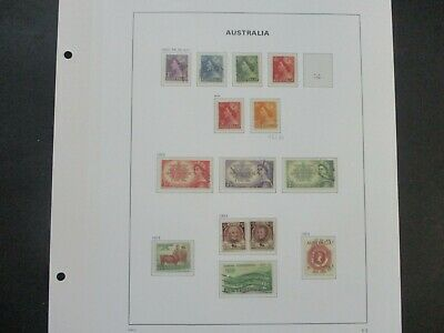 ESTATE: Australian Collection on Pages - Must Have!! Great Value (e436)