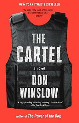 The Cartel by Don Winslow (Paperback / softback, 2016)