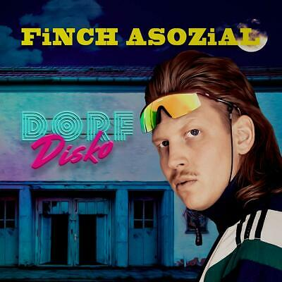 Finch Asozial - Dorfdisko   Cd New+