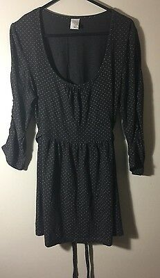 TARGET grey Dot Tieback Maternity Top Made In Aus 🇦🇺 EUC. Combined Post