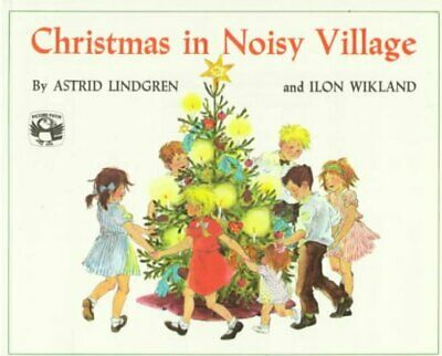 Christmas in Noisy Village by Astrid Lindgren 9780140503449 (Paperback, 1981)