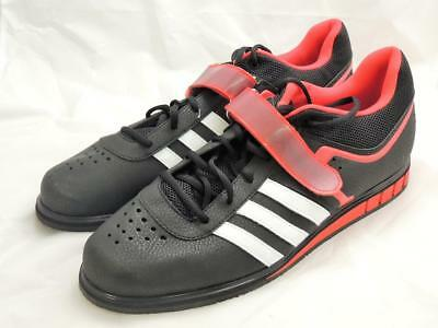 3c1a3bee4cfc Adidas PowerLift Trainer II Men's Weightlifting Shoes-Style Q33821 Size 15