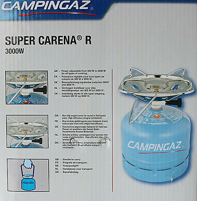 Campingaz 31483 Campingkocher Super Carena R(NZ59U7)