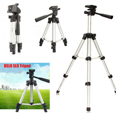 Professional Camera Tripod Digital Video Camcorder For Nikon Canon Sony DSLR ZH