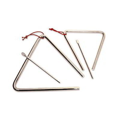 Triangle Steel Triangle + Swing Instrument Musical For Children