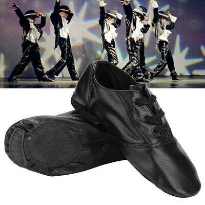 Dance Shoes PU Jazz Lace Up Boot for Child Adult Soft and Light Weight Jazz Boot
