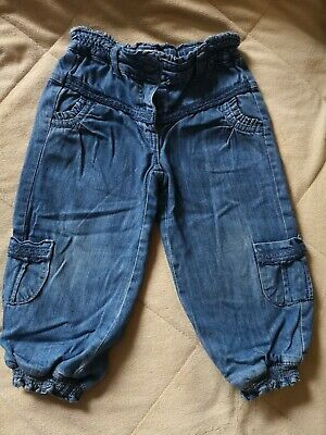 Baby girl jeans 18-24 months vertbaudet