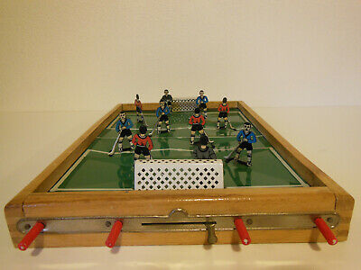 Tischhockey VINTAGE Field HOCKEY Table 30's Cresta / Miegs Game Blechspielzeug -