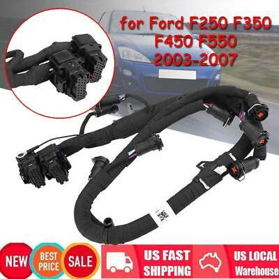 Fit For 03-07 Ford 6.0L Powerstroke Ficm Fuel Injector Wiring Harness Diesel Kit