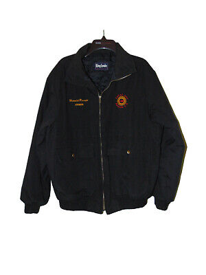 UAW LOCAL 600 Nylon Jacket Mens XL Dearborn Assembly Plant