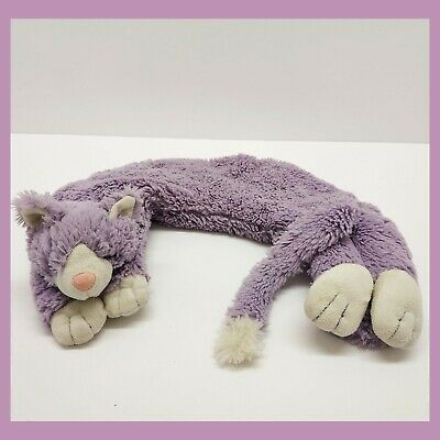 Dreamtime CUDDLE CAT Hot Cold Therapy Lavender Shoulder Wrap Muscle Back Pain