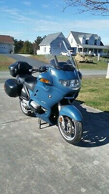 2002 BMW R-Series  2002 BMW Motorcycle R 1150 RT Very Good Condition 75,000. miles Lots of Extras