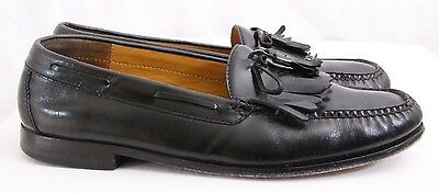 185737966f2 Cole Haan C02691 Pinch Shawl Moc Toe Tassel Kiltie Loafers Men s U.S. 11 D