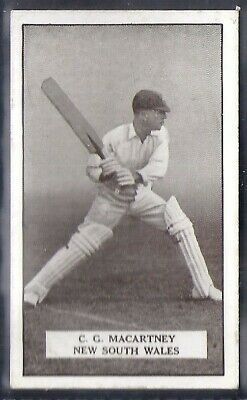 Gallaher-Famous Cricket Ers-#031- New South Wales - Macartney
