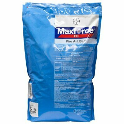 Maxforce FC Fire Ant Bait that Kills Imported Queen Ant and Its Colony (10lb)