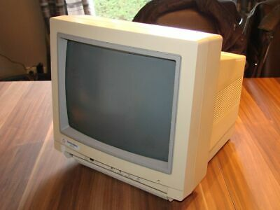 Commodore Monitor 1084S D2, voll funktionsfähig