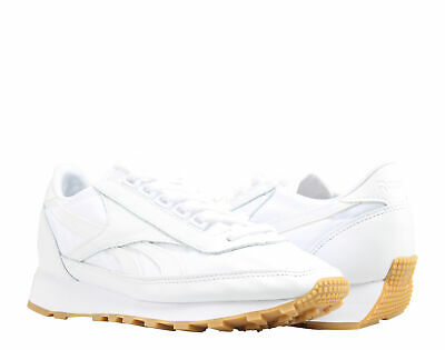 b960d192fa4 Reebok Classic Aztec Garment and Gum White Women s Running Shoes BD2808  Size 7