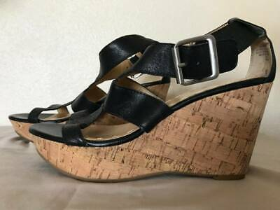 6c52b997f0b NINE WEST SANDALS WOMEN S SIZE 6 1 2 M (3.5 INCH HEEL) NWSHEIK ...
