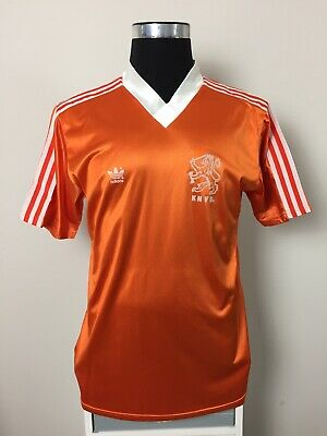 Original Holland Home Football Shirt Jersey 1988-1990 (L)