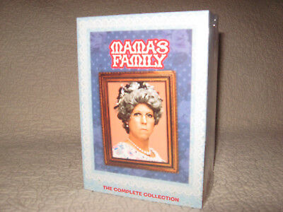 Mamas Family The  Complete Series Dvd Seasons 1-6,22 Discs Brand New,sealed