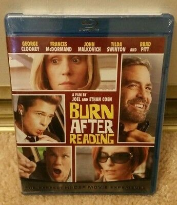 Burn after Reading (Blu-ray, 2008), Buy more Save more (READ)