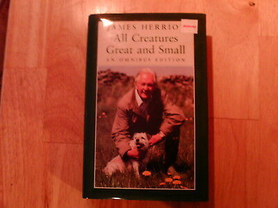 All Creatures Great and Small by James Herriot - Hardcover with Dust Jacket