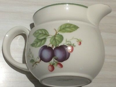 Vintage St Michael ''Ashberry'' 1 Pt Milk Jug