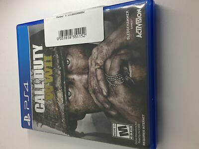 Call of Duty: WWII - PlayStation 4 Standard Edition USED Mint Condition