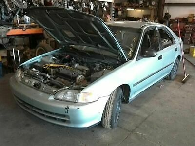 oem civic 1992 fuse box complete assembly with engine wiring harness