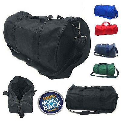 NEW ROLL Duffle Duffel Bag Luggage Travel/School/Gym/Carry-On Sport Gym Bag 18""