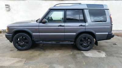 Land Rover Discovery Td5 51 Plate Manual Full Leather