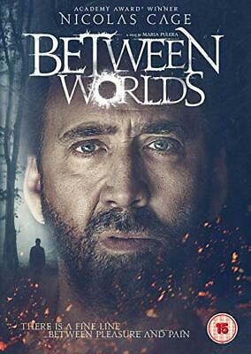 Between Worlds DVD 2019 Nicolas Cage